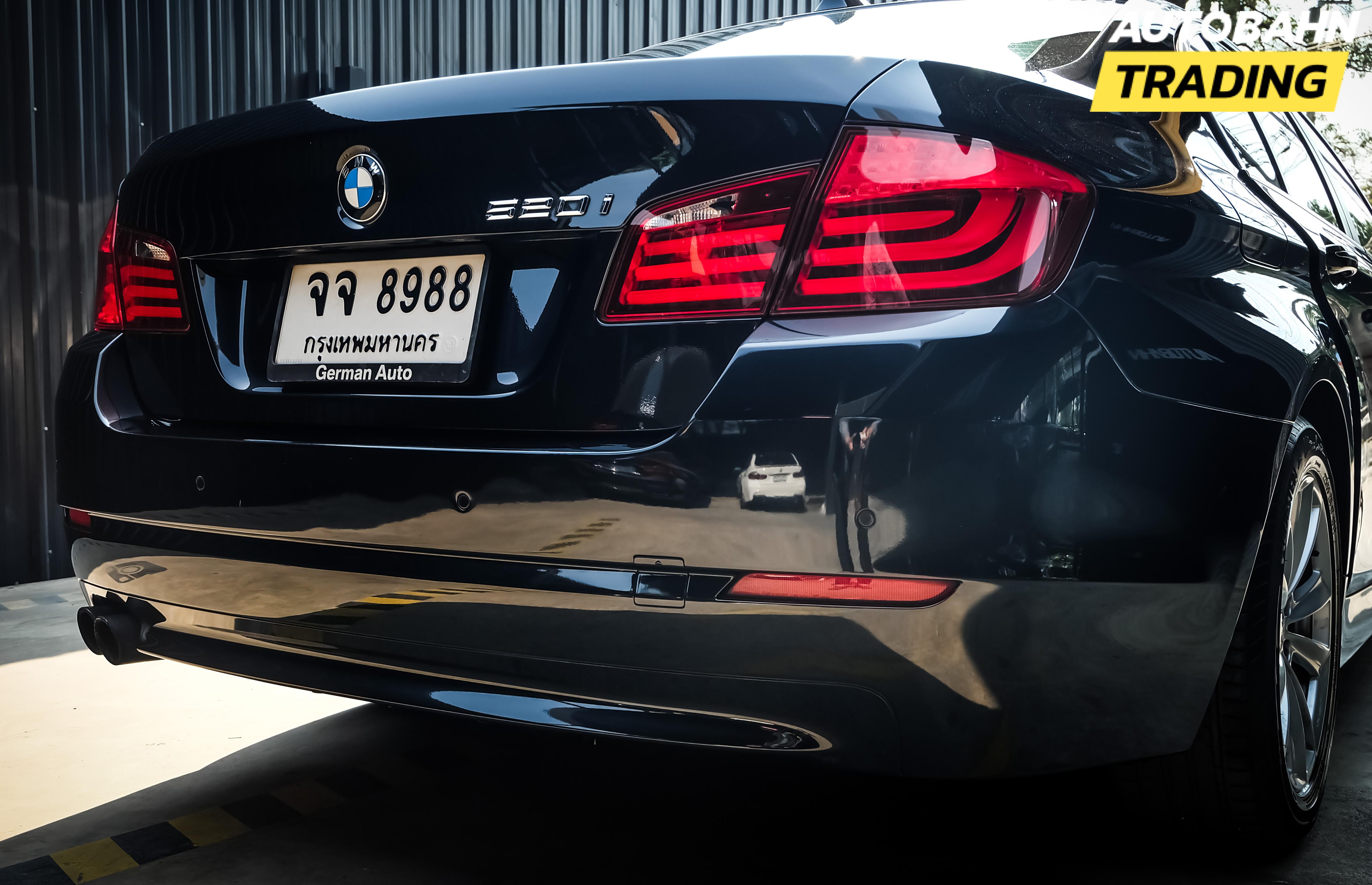 2012 BMW 520i 2.0 F10 (ปี 10-16) Sedan AT full