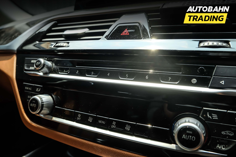 2018 BMW 520d M5 Body Kit full