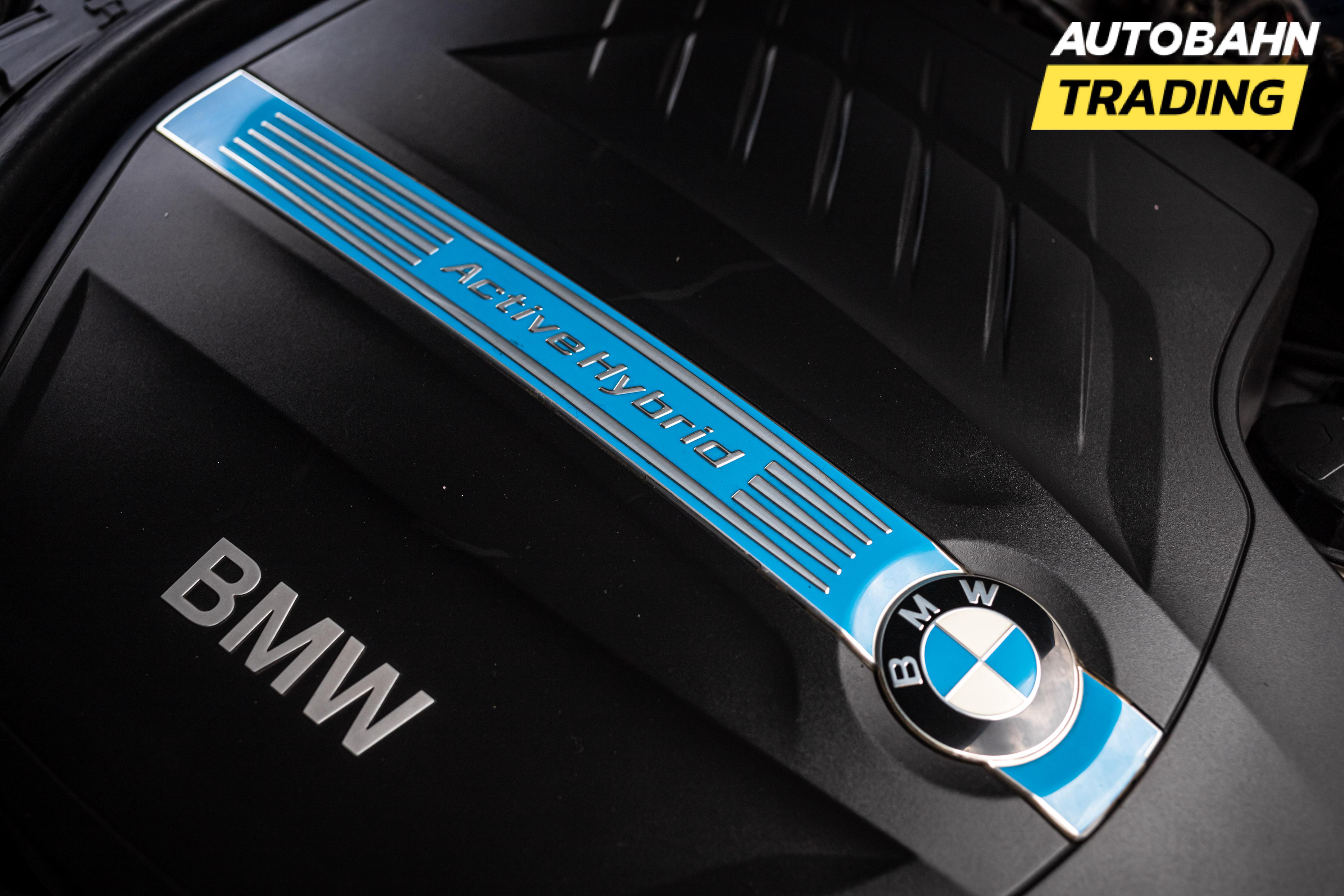 2013 BMW Active Hybrid 3 (F30) AT full
