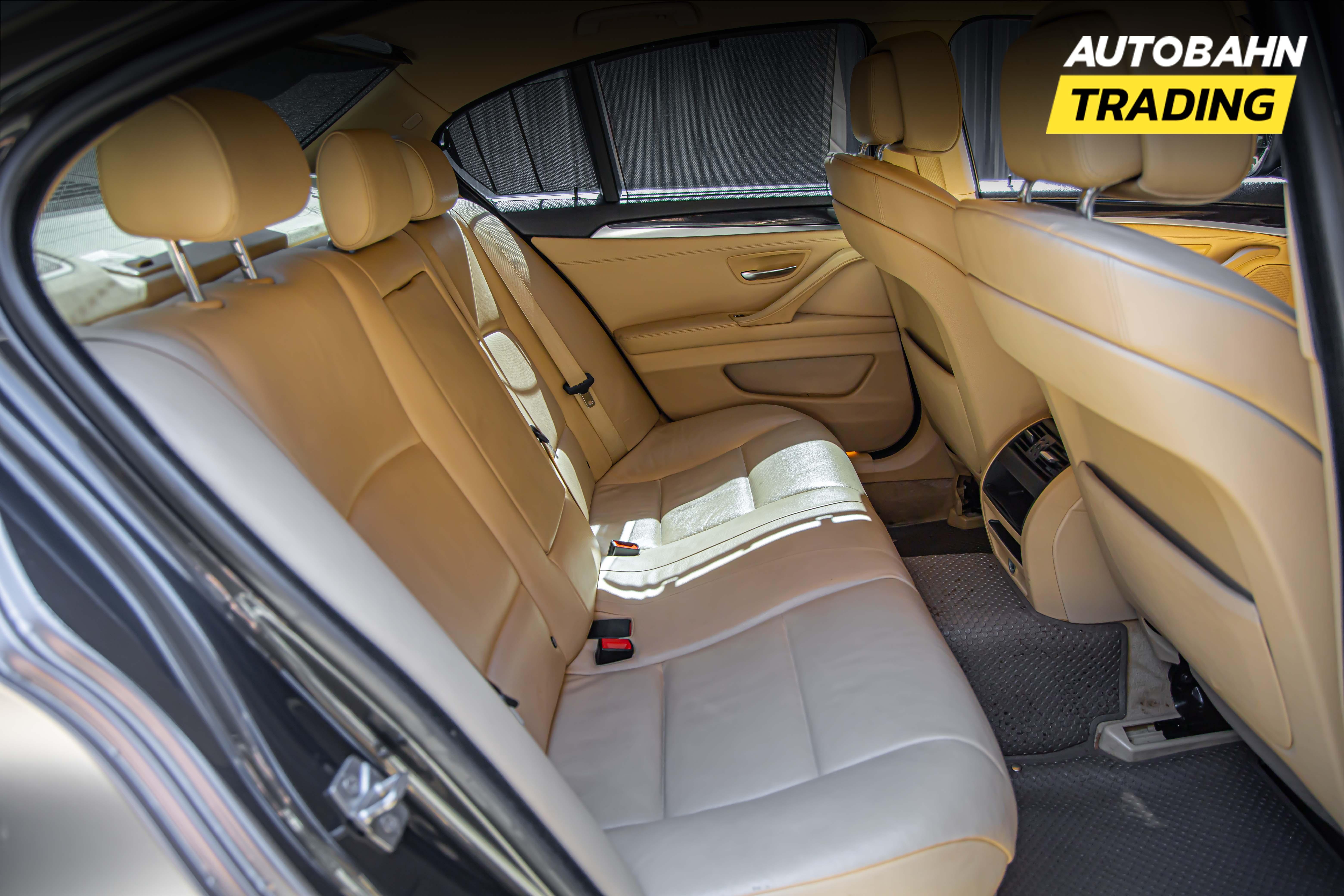 2011 BMW 523i F10 Smoke Grey full